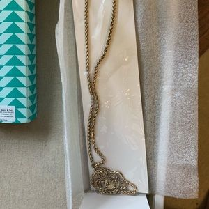 Stella & Dot Jewelry - NWT Stella & Dot Brio Tassel Necklace